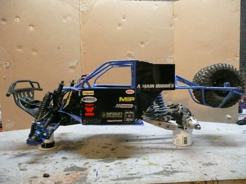 2x4 To 4x4 Trophy Truck Build With Videos Page 2 Rcshortcourse
