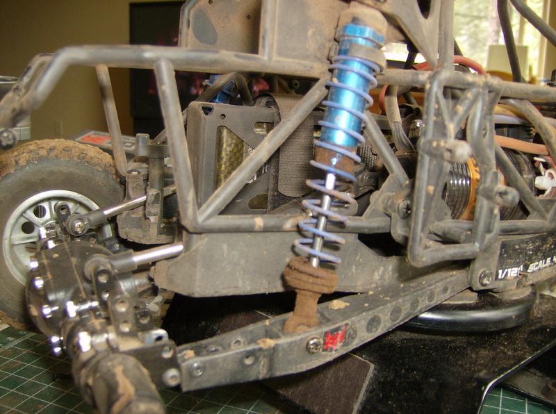 Mini Truck Axles : Straight axle mtdt rcshortcourse