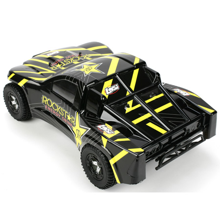 Losi Releases 1/16 Mini Brushless RTR Short Course Truck