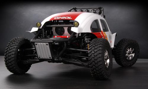 Axial Exo Tire : Axial exo vw baja bug build